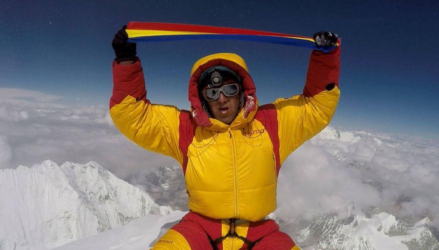 Horia Colibășanu pleacă spre Himalaya – Obiectivul: rută nouă pe Dhaulagiri 8.167 m