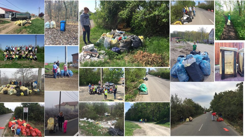 UPDATE: CleanUP, acțiunea de ecologizare din Dumbrăvița & Pădurea Verde se mută în APRILIE