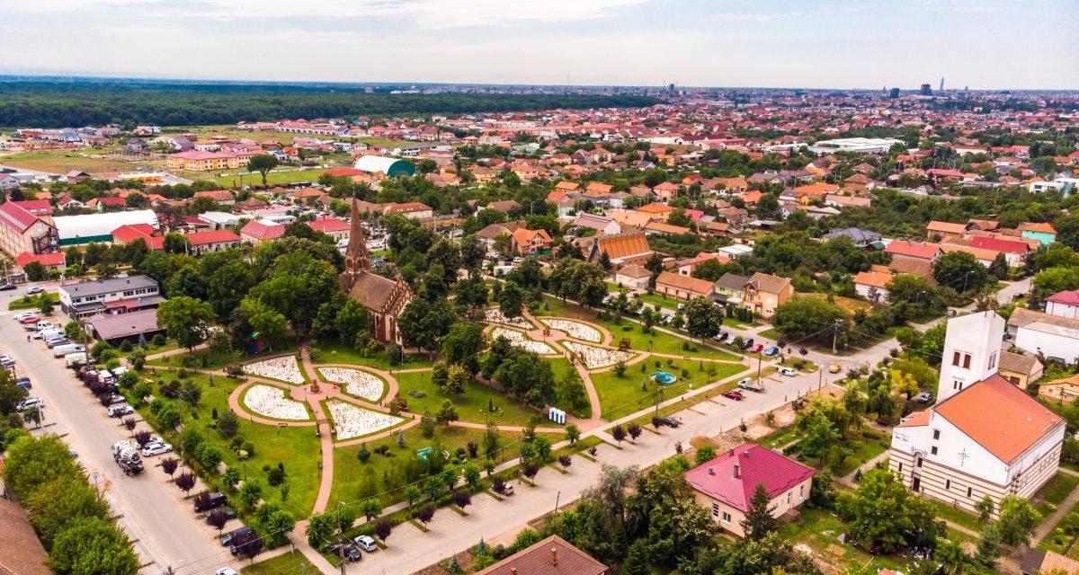 COVID-19: Dumbrăvița se află în topul celor 3 localități cu cea mai mică rată de infectare din județ