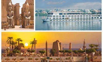 Premieră în turismul românesc: Se lansează charterul de croaziere pe Nil – Ce creștere s-a înregistrat pentru vacanțele în Egipt