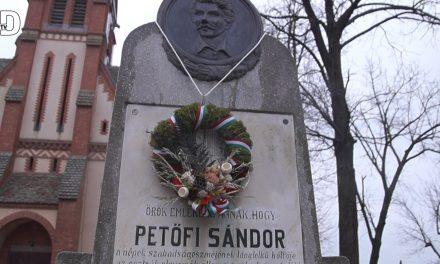 VIDEO: Ziua Maghiarilor de Pretutindeni a fost marcată și de comunitatea din Dumbrăvița