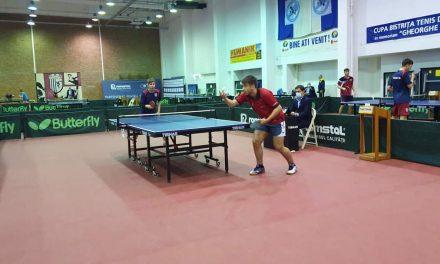 VIDEO: Juniorii din Dumbrăvița au reînceput antrenamentele la tenisul de masă. Iată pentru ce se pregătesc aceștia