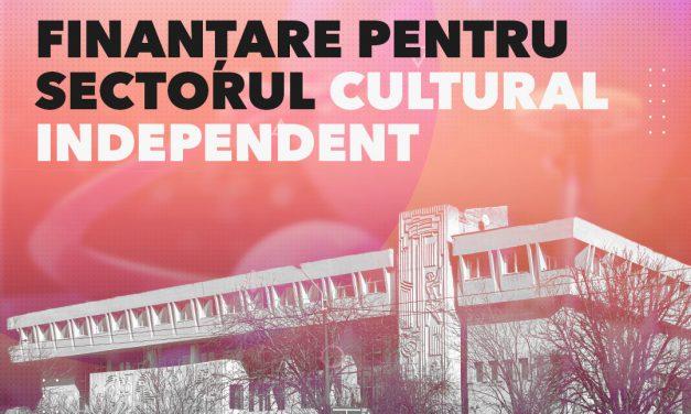 Timișoara: apel de finanțare pentru sectorul cultural independent