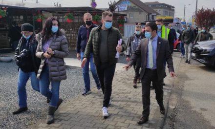 VIDEO: De ce întârzie lărgirea la 4 benzi a DJ 691 din Dumbrăvița – Declarații Cristian Moș (CJT)