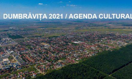 VIDEO: Se conturează Agenda Culturală 2021 – Daniela Teleagă ne aduce ultimele detalii despre evenimentele din Dumbrăvița