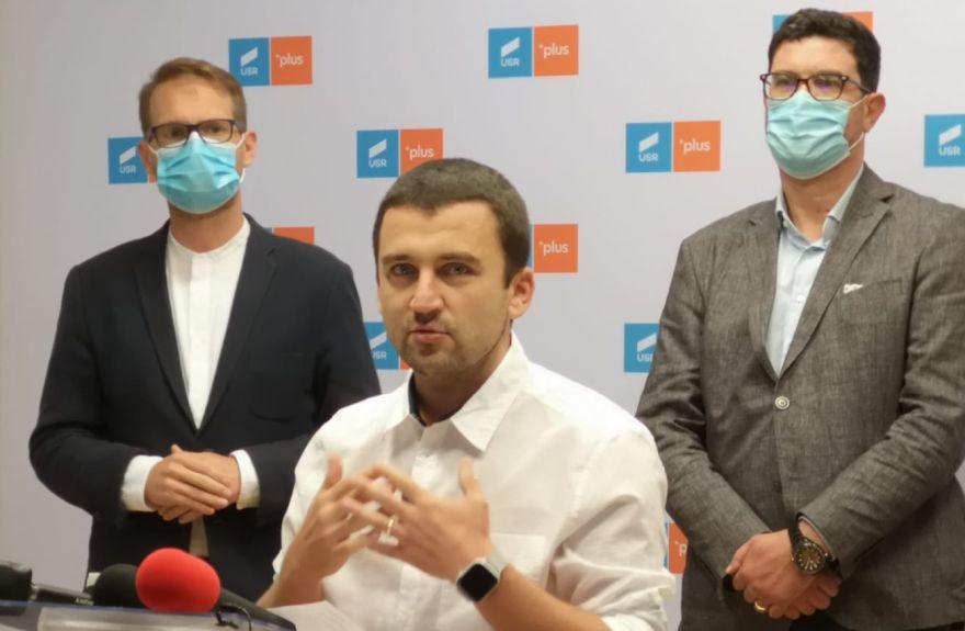 DECLARAȚII – Ce spune dumbrăvițeanul Cristian Moș (USR Timiș) despre criza guvernamentală