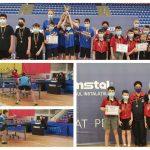 ACS Dumbrăvița a obținut bronzul la Campionatul Național pe Echipe Juniori III