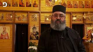 Mesajul de Paști al preotului Dan Oancea – Biserica Ortodoxă Sf. Gheorghe și Sf. Mina din Dumbrăvița