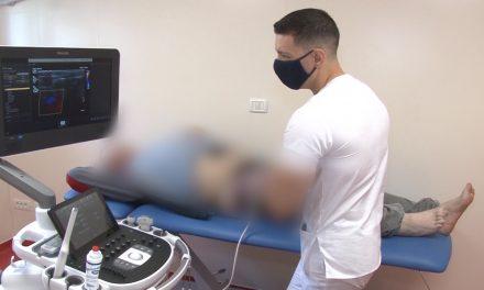 Evaluare imagistică în premieră la Timișoara pentru monitorizarea riscului de tromboză la pacientul post COVID-19