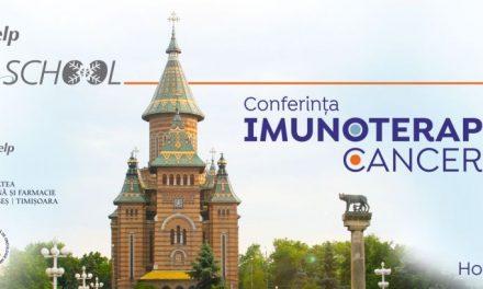 """Asociația OncoHelp Timișoara organizează a IV-a ediție a Conferinței Naționale """"Imunoterapia cancerului"""""""