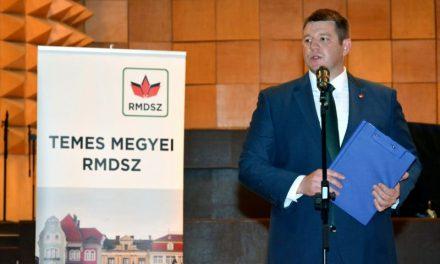 Dumbrăvițeanul Andrei Molnár a fost ales președinte al UDMR Timiș