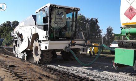 Circulație restricționată în Dumbrăvița, mai multe drumuri vor fi reciclate