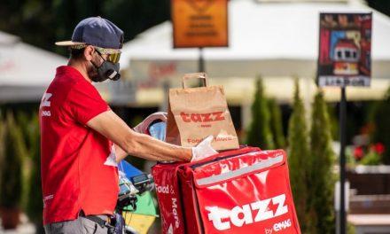 Vânzări uriașe pentru tazz by eMAG în 2020
