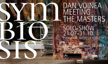 Muzeul Național de Artă din Timișoara va găzdui vernisajul expoziției artistului Dan Voinea