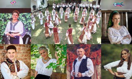 Artiști bănățeni, la Festivalul de Folclor al Cetății din Deva