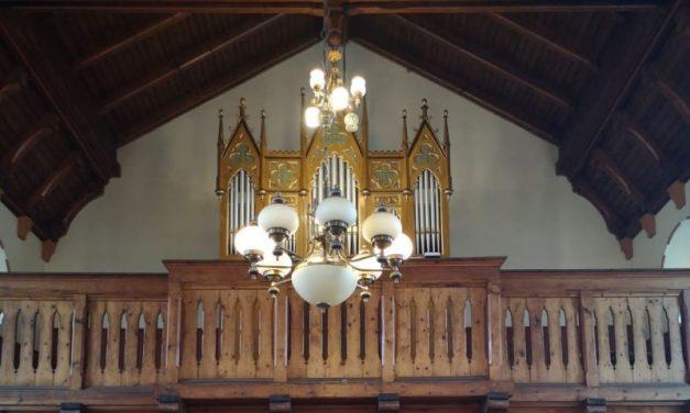 Concert inedit în Biserica Reformată din Dumbrăvița