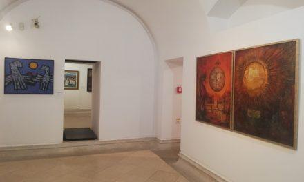 """Muzeul Național de Artă din Timișoara găzduiește vernisajul expoziției de pictură """"Fenomene Europene în Colecția Galeriei Matica srpska"""""""