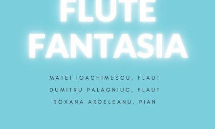Matei Ioachimescu revine la Timișoara cu un recital extraordinar