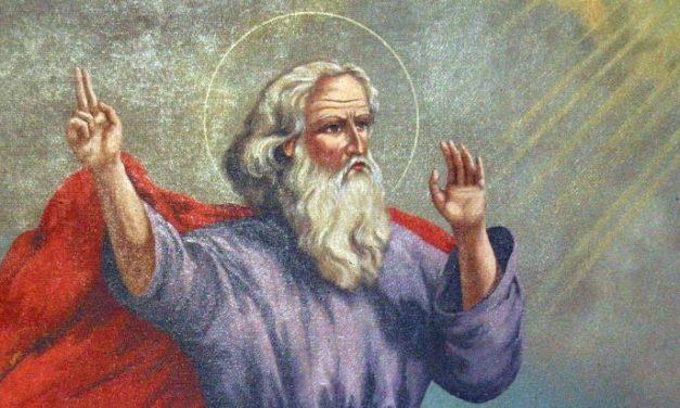 În 20 iulie, creștinii ortodocși îl sărbătoresc pe Sfântul Ilie Tesviteanul