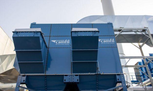 FOTO: Fabrica de cauciucuri de lângă Dumbrăvița a mai lansat un sistem pentru reducerea poluării