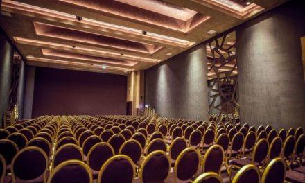 Centrul de conferințe Iulius Congress Hall, gazda evenimentelor tech din cadrul Flight Festival