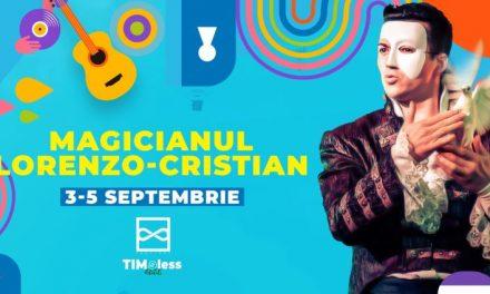 Lorenzo-Cristian vrea să creeze la Timișoara un Fantasy Land – Interviu cu celebrul iluzionist