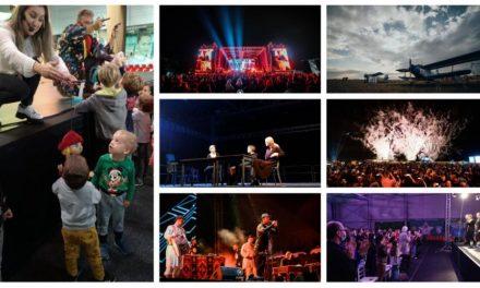 Peste 20.000 de spectatori la Flight Festival – Sute de persoane la Sunlight Theatre din Dumbrăvița