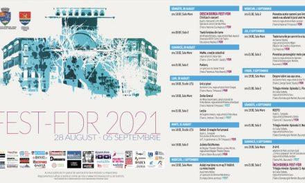 Teatrul Național din Timișoara lansează cea de-a XXVI-a ediție a FEST – FDR
