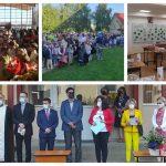VIDEO & GALERIE FOTO: A sunat clopoțelul pentru elevii din DUMBRĂVIȚA – Imagini în EXCLUSIVITATE de la cele două deschideri festive