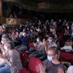TNTm / Participarea la spectacolele Teatrului Național are noi reglementări