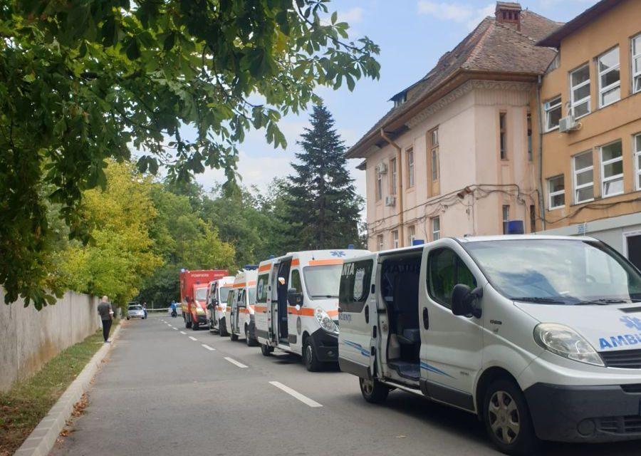 Spitalului de Boli Infecțioase Timișoara: Crește numărul de paturi destinate pacienților infectați cu SARS-CoV2