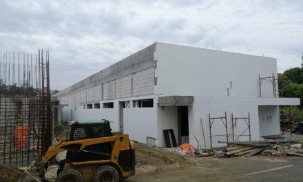 """FOTO: Noul ansamblu de clădiri de la Spitalul """"Victor Babeș"""" a ajuns la un stadiu de realizare de 20% – Declarații D. Fritz"""