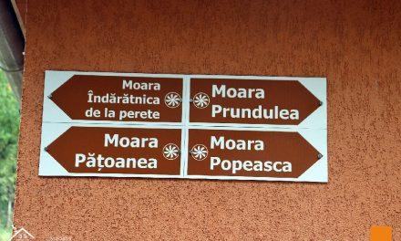 A fost inaugurat traseul morilor de apă de la Eftimie Murgu