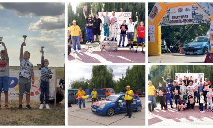 FOTO: Rezultate bune pentru automobiliștii din Dumbrăvița, în cursa găzduită de vecinii din Giarmata și Pișchia
