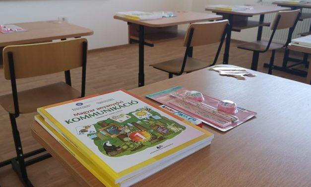 CJSU/Începând de luni, 4 octombrie, Școala Gimnazială Dumbrăvița va funcționa în scenariul 2 cu prezență fizică