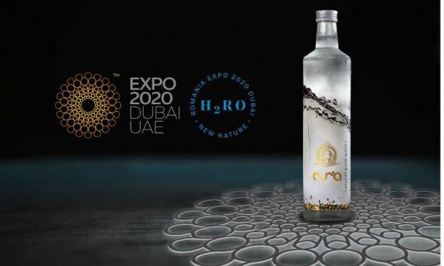Apa Aur'a la Expo Dubai 2020 – Declarații Horațiu Rada