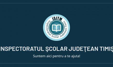 Inspectoratul  Școlar Județean Timiș vine cu precizări privind aplicarea Ordinului Comun al Ministerului Sănătății și  Ministerului Educației