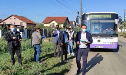 VIDEO: EXCLUSIV!!! M45 va lega Timișora de centrul comunei, prin Zona Cora – Declarații Horia Bugarin